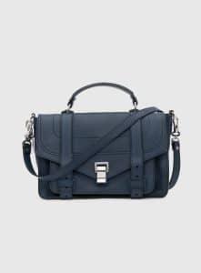 Proenza Schouler Indigo PS1+ Medium Bag
