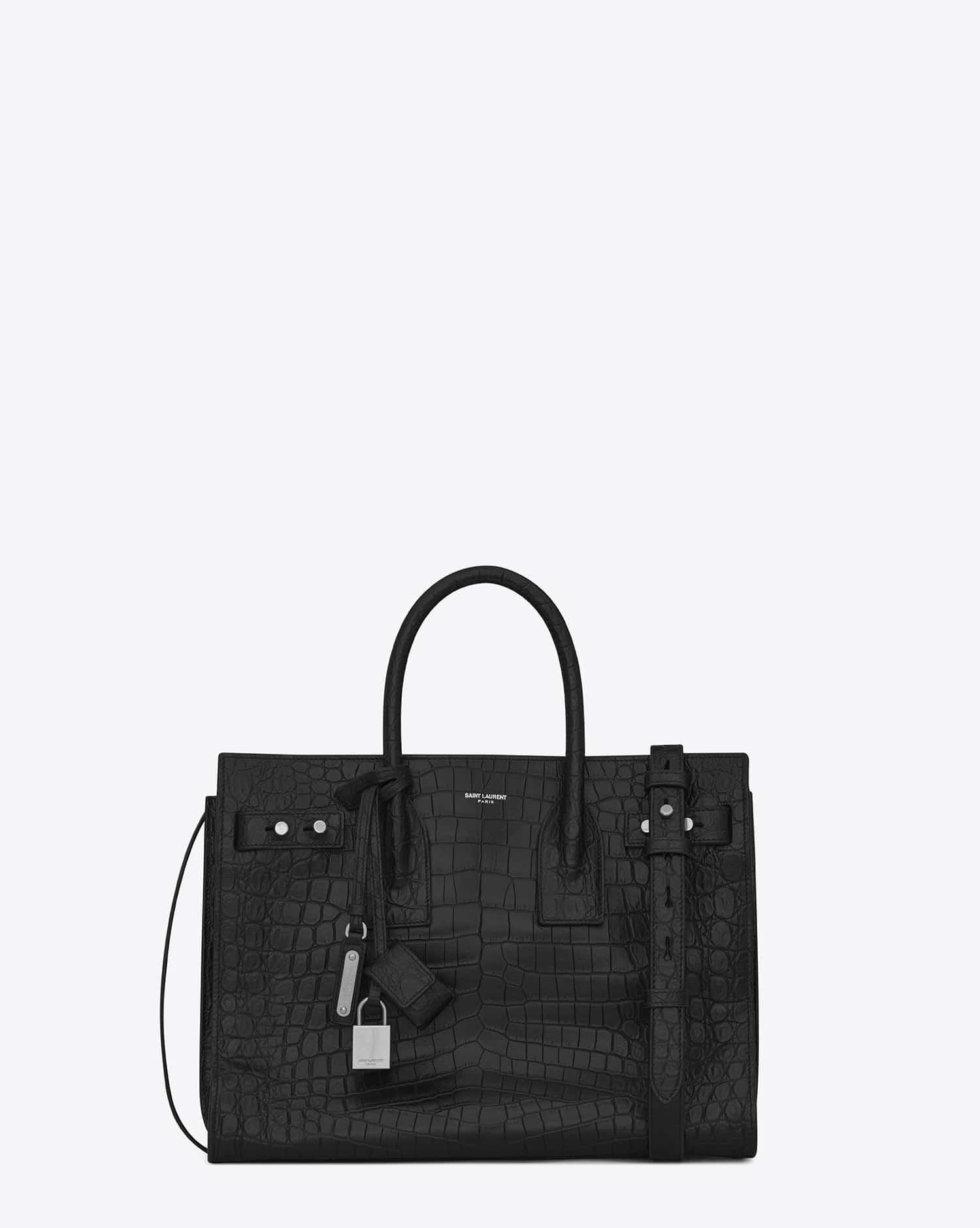 3a35d0aa3da5 Saint Laurent Spring Summer 2017 Bag Collection