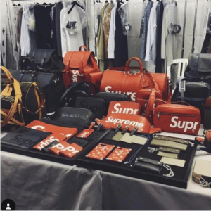 Supreme x Louis Vuitton Bags and Small Leather Goods