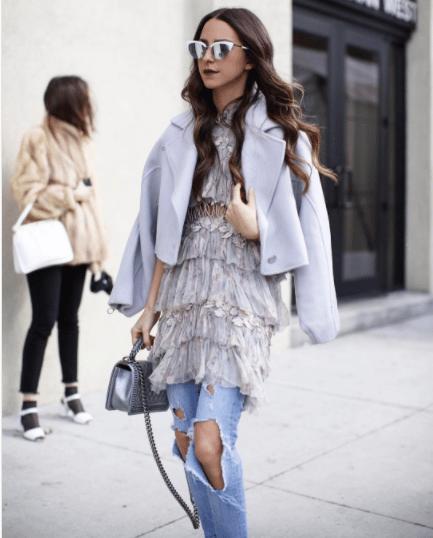 Arielle Noa Charnas - New York Fashion Week