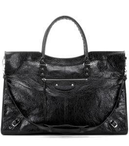 Balenciaga Black Classic City XL Bag