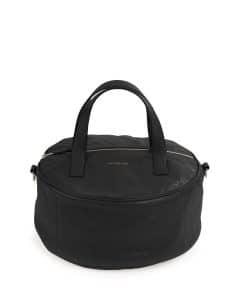 Balenciaga Black Small Air Hobo Top Handle Bag