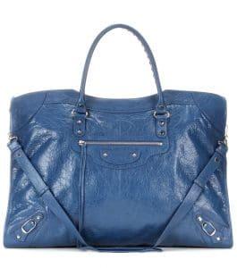 Balenciaga Bleu Profond Classic City XL Bag