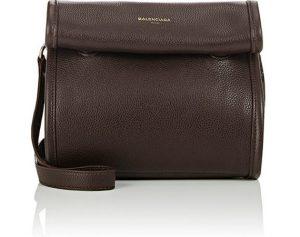 Balenciaga Marron Cachou Tool Extra Small Satchel Bag
