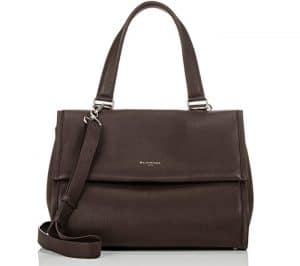 Balenciaga Marron Cachou Tool Medium Satchel Bag
