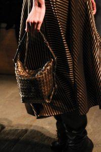 Bottega Veneta Black Intrecciato Small Hobo Bag - Fall 2017
