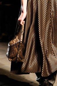 Bottega Veneta Bronze Intrecciato Small Hobo Bag - Fall 2017