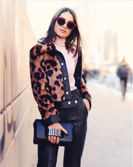 Camila Coelho - New York Fashion Week