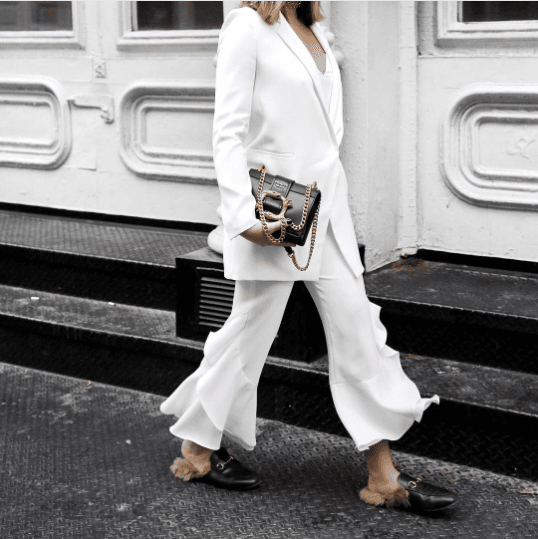 Chantal Li - New York Fashion Week