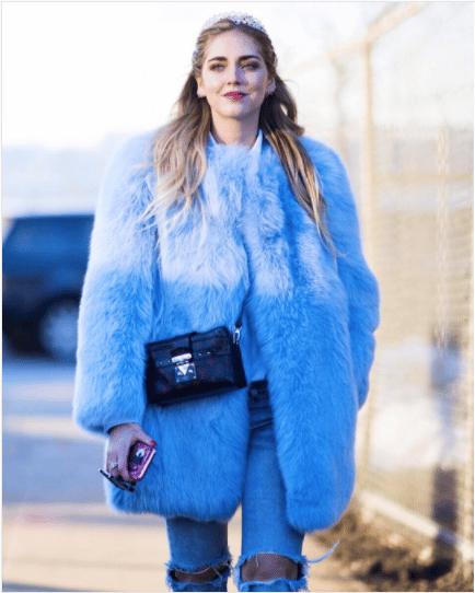 Chiara Ferragni - New York Fashion Week
