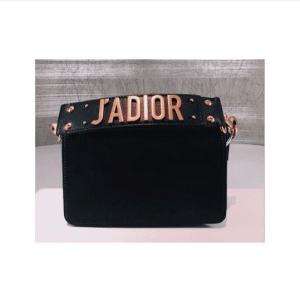 Dior Black J'adior Flap Bag 3