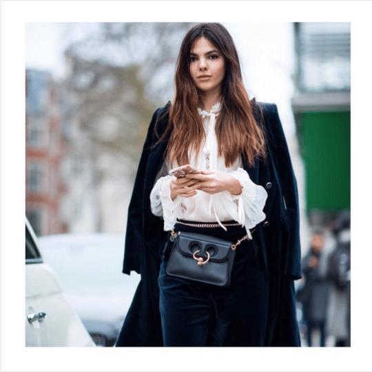 Doina Ciobanu - London Fashion Week
