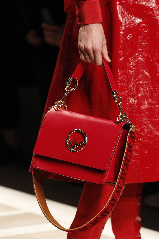 Fendi Bags Red