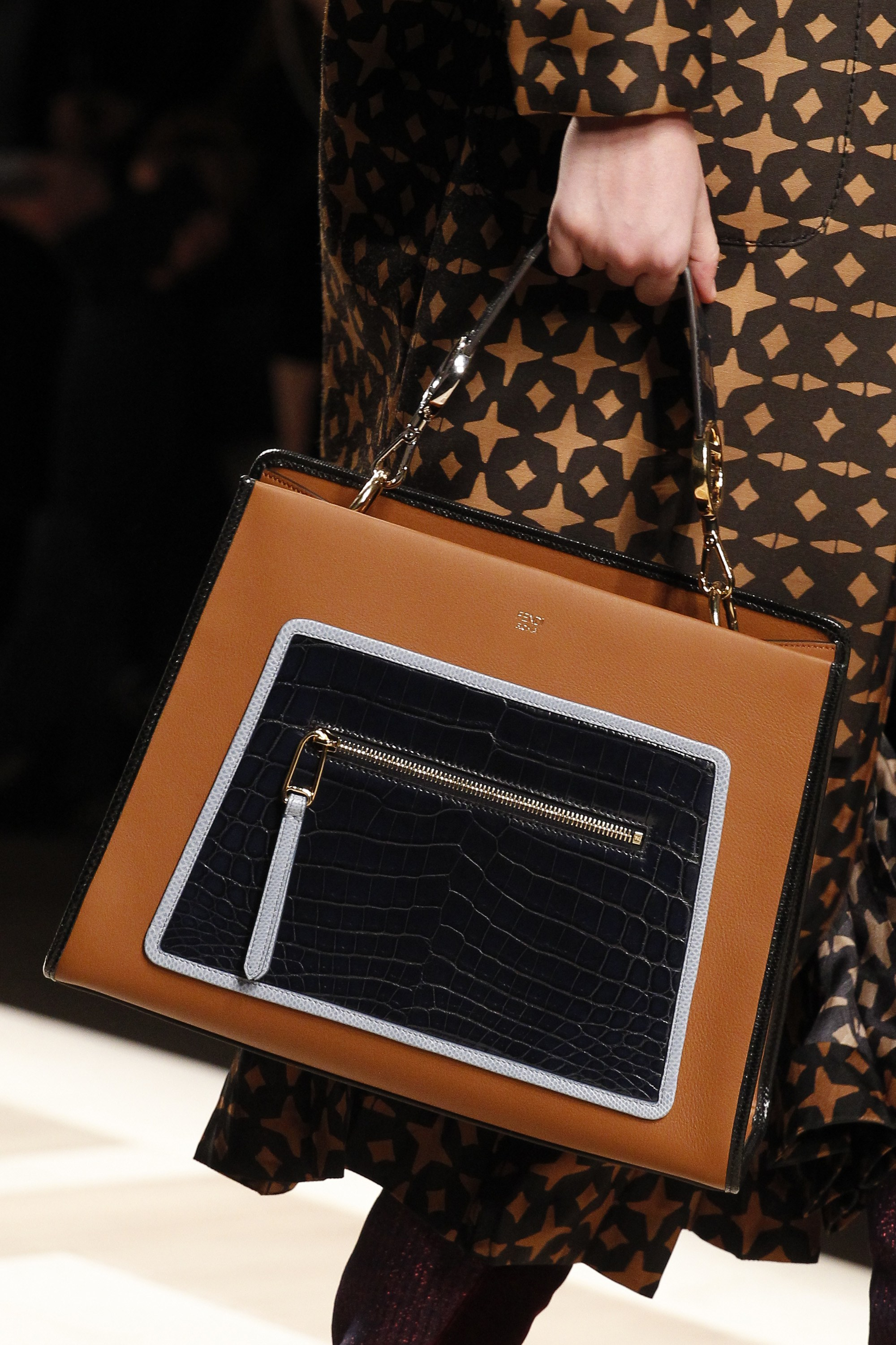 fendi fall  winter 2017 runway bag collection