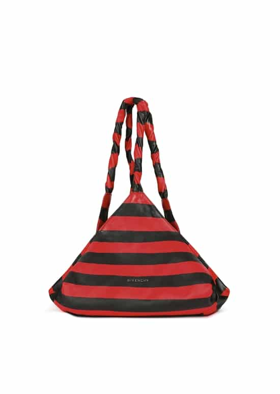 striped Pyramid shoulder bag - Red Givenchy Manchester Great Sale Online CSHLhnsg