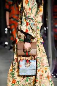 Gucci GG Supreme and Printed Mini Bags 2 - Fall 2017