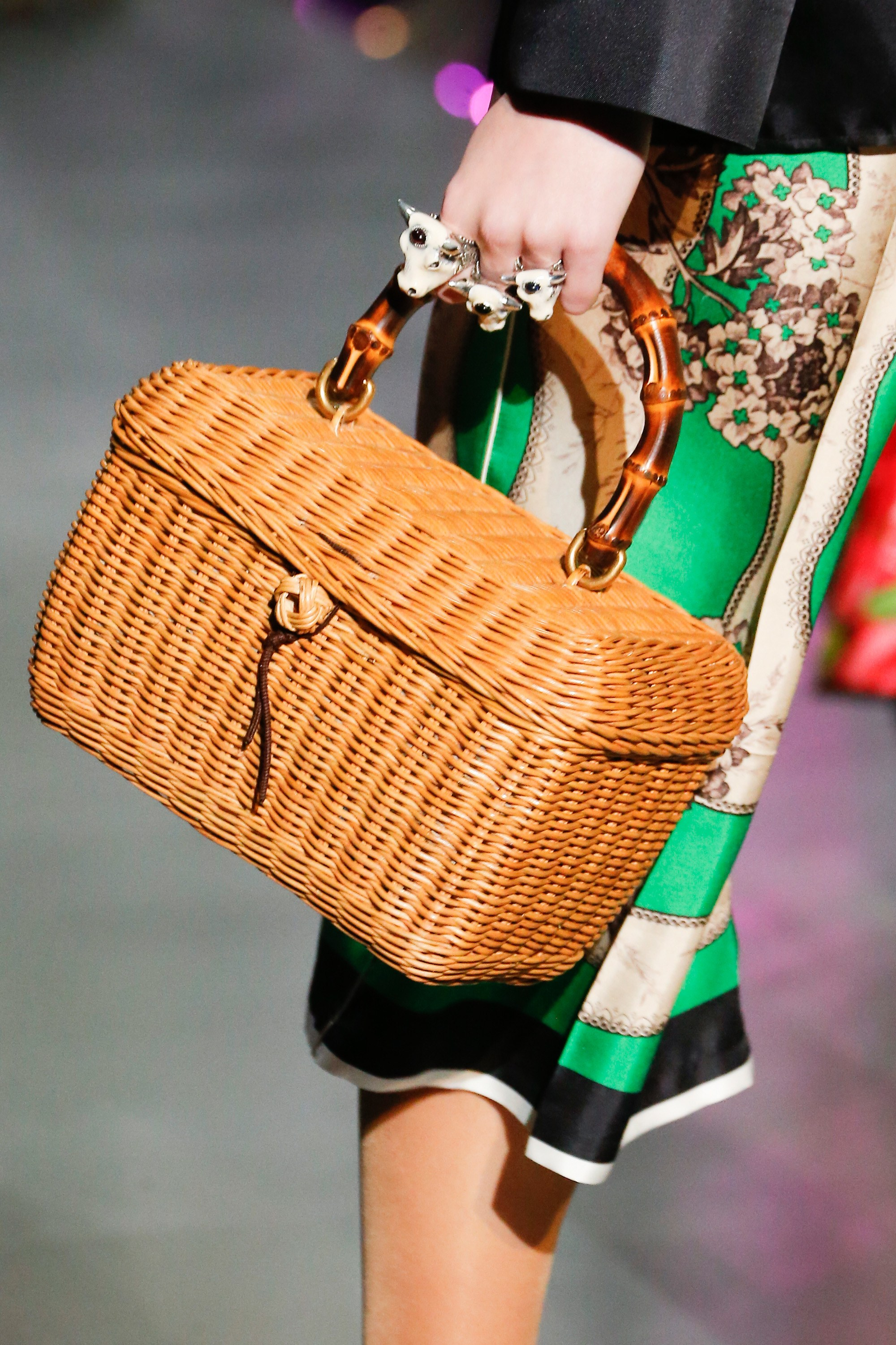 gucci fallwinter 2017 runway bag collection � spotted fashion