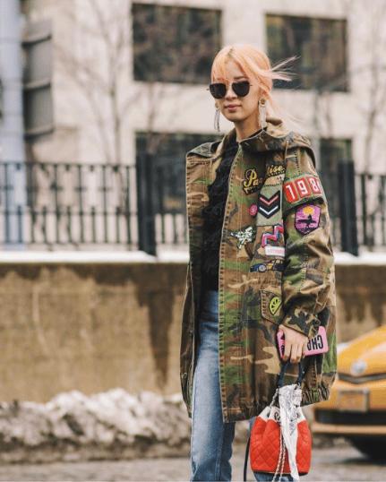 Irene Kim - New York Fashion Week