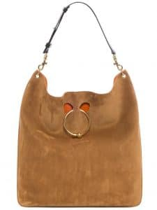 J. W. Anderson Dessert Large Pierce Hobo Bag