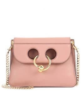 J. W. Anderson Dusty Rose Mini Pierce Bag