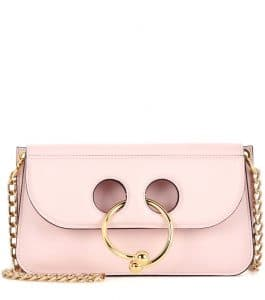 J. W. Anderson Powder Pink Small Pierce Bag