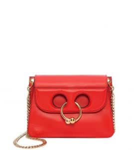 J. W. Anderson Scarlet Mini Pierce Bag