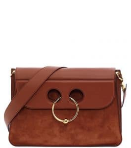 J. W. Anderson Tan Large Pierce Bag