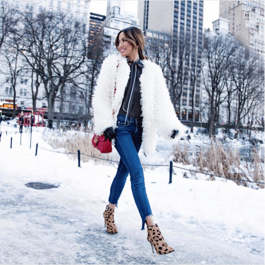 Jessi Malay - New York Fashion Week