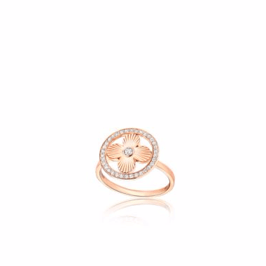 Louis Vuitton Diamond Blossom Ray Ring