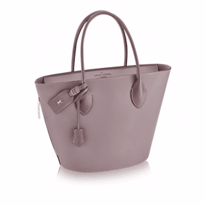 Louis Vuitton Gray Holdall PM Bag
