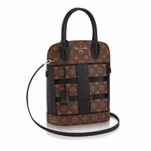 Louis Vuitton Monogram Canvas Tressage Tote Bag