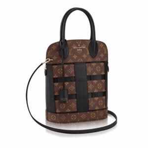 Louis Vuitton Monogram Canvas Tressage Tote Bag