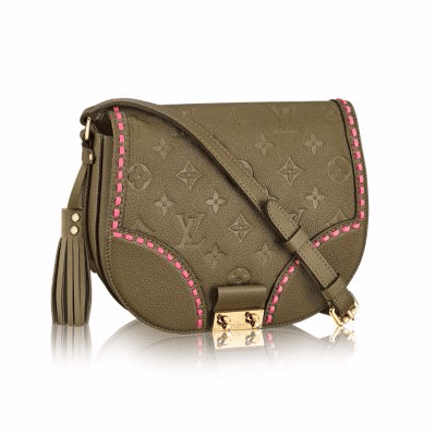 Louis Vuitton Monogram Empreinte Junot Bag