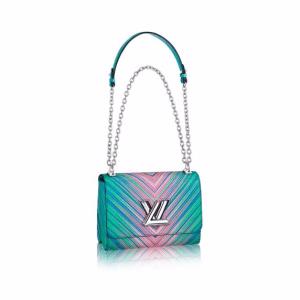Louis Vuitton Multicolor Epi Twist MM Tropical Bag