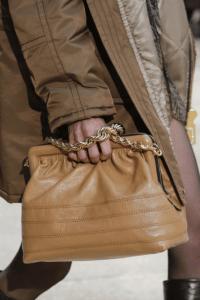 Marc Jacobs Beige Chain Shoulder Bag - Fall 2017