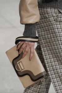 Marc Jacobs Beige Clutch Bag - Fall 2017