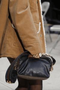 Marc Jacobs Black Shoulder Bag - Fall 2017