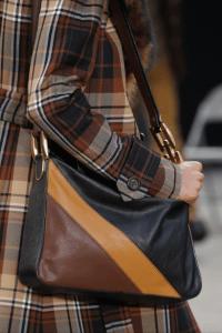Marc Jacobs Black/Camel/Brown Shoulder Bag - Fall 2017