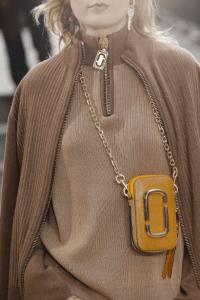 Marc Jacobs Camel Snapshot Chain Bag - Fall 2017