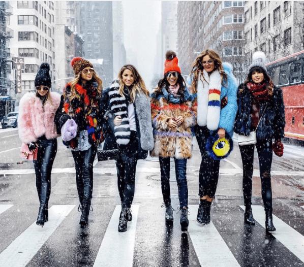 Marni Danielle Harvey - New York Fashion Week