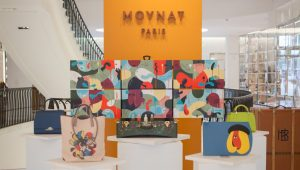 Moynat Le Trunk Show at Barneys Beverly Hills