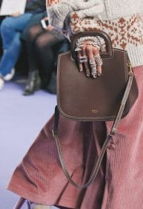 Mulberry Brown Small Brimley Bag - Fall 2017