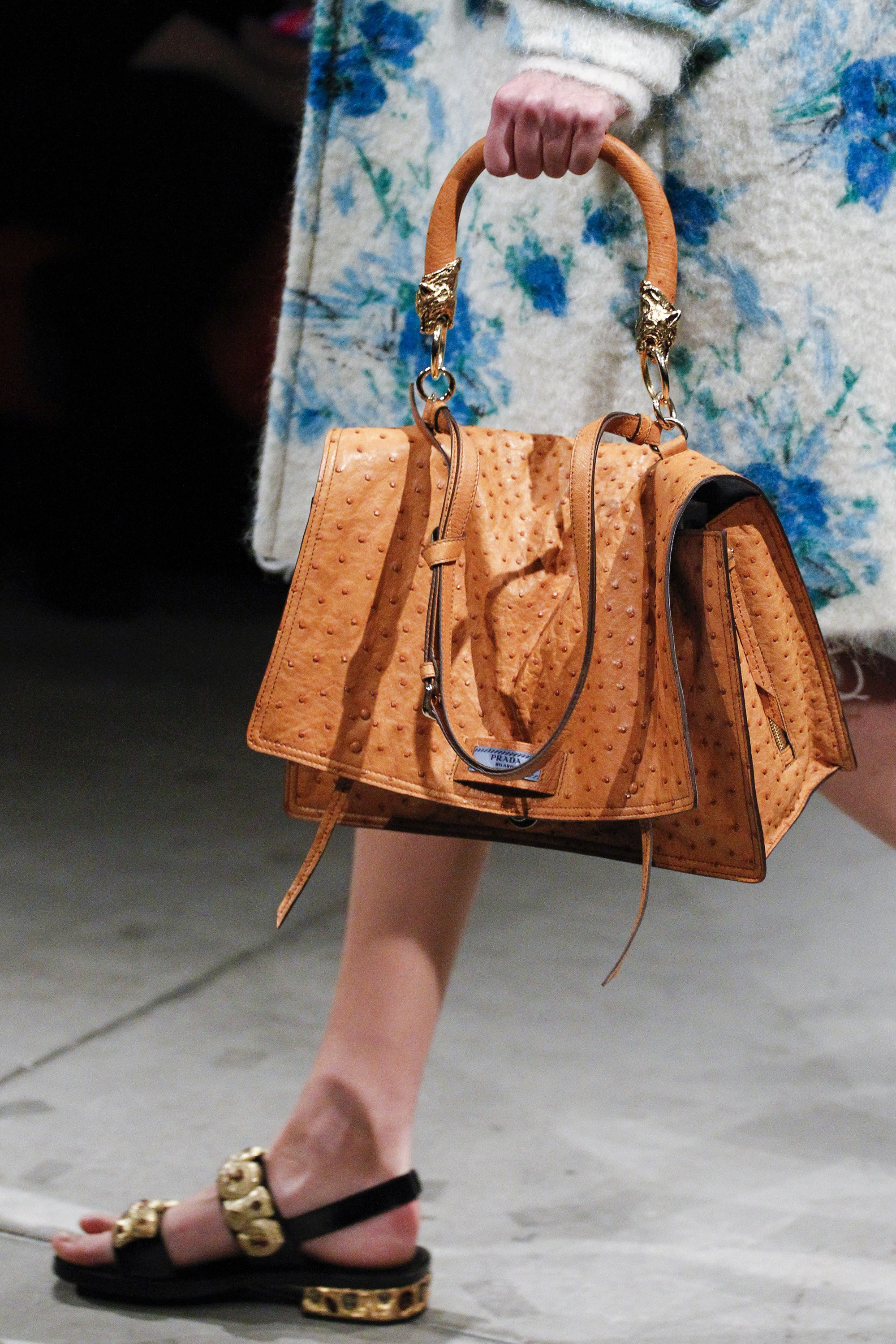 Prada Fall Winter 2017 Runway Bag Collection Spotted Fashion
