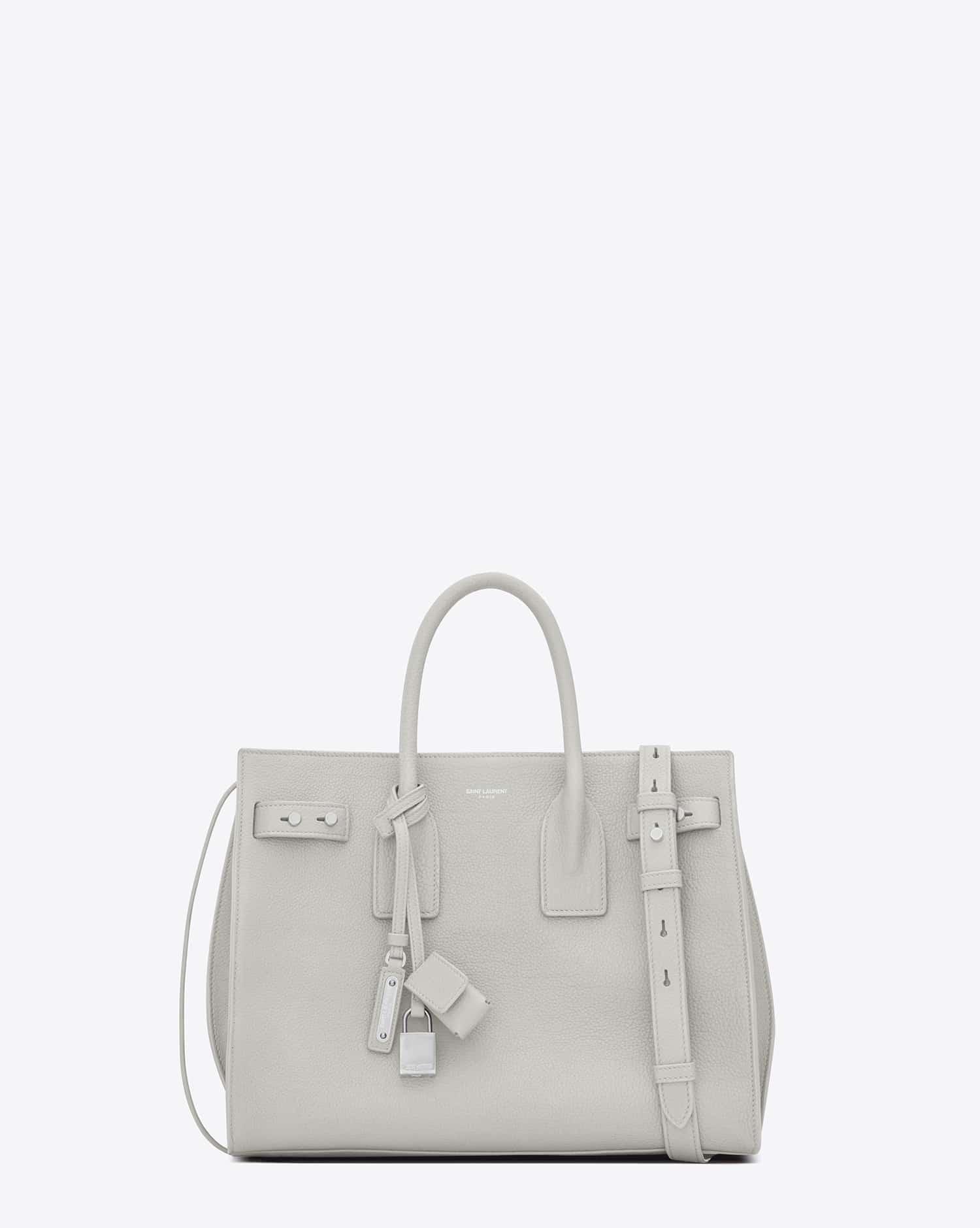 e4e858a1c Saint Laurent Sac De Jour Souple Bag Reference Guide | Spotted Fashion