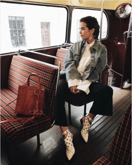 Sara Escudero - London Fashion Week