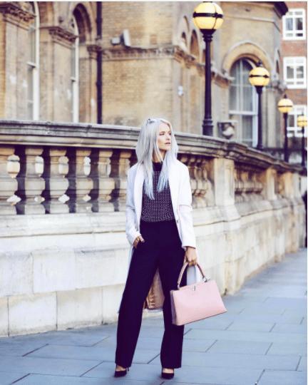 Victoria Magrath - London Fashion Week