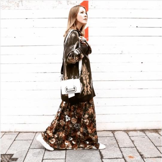 Xenia Sobchak - Milan Fashion Week 2017