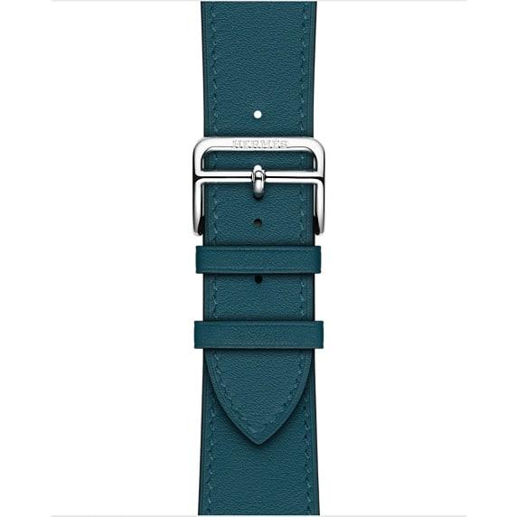 Apple Watch Hermès - 42mm Colvert Swift Leather Single Tour