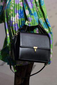 Balenciaga Black Collage Double Bag - Fall 2017