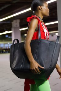 Balenciaga Black Large Tote Bag - Fall 2017